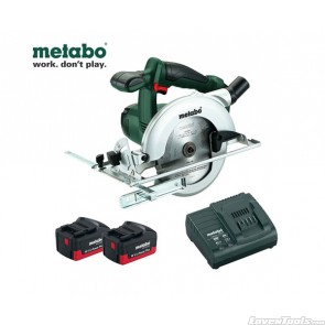 Metabo Cordless 18V Power Extreme Circular Saw 4.0Ah KSA18LTX
