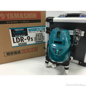 Yamashin LDR-9S-W Green with Receiver & Tri-pod