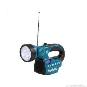 Makita Cordless 18V LXT Li-Ion LED Flashlight and AM/FM Radio LXRM01