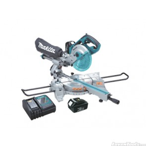 Makita LXSL01 Cordless 18V LXT Slide Compound Saw LXSL01K Kit