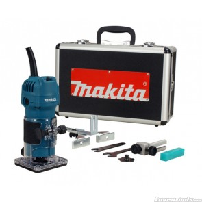 Makita Corded 530W Trimmer In Case 3709X