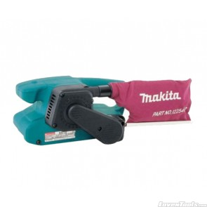 Makita Belt Sander (76mm x 457mm) 650W+ Dust Bag 9910SP