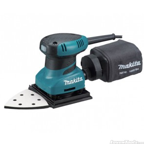 Makita Corded 200W 1/4 Sheet Triangle/Detail Sander BO4565K