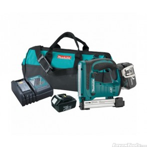Makita Cordless 18V Lithium-Ion Stapler BST221 kit