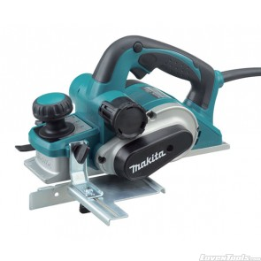 Makita Corded 850W Planer 82mm 4mm KP0810