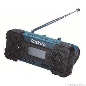 Makita Cordless 10.8V Blue Radio Body Only MR051