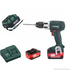 Metabo Cordless 18V Drill & Screwdriver 4.0Ah BS18LT Kit