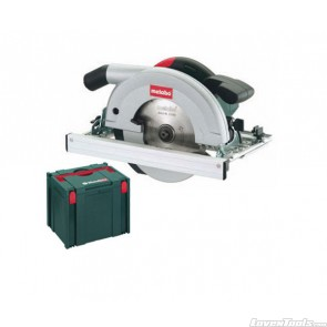 Metabo Corded 1200W Plunge Cut Circular Saw KSE55 Vario Plus