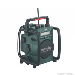 Metabo 240V Radio With Charger RC14.4-18