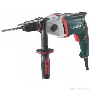 Metabo Corded 1300W Electronic Two-Speed Impact Drill Driver SBE1300