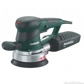 Metabo Corded 350W Disc Sander SXE450 Duo Turbotec
