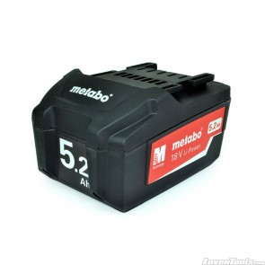 5.2 Ah Lithium Ion Battery for 18 volt cordless drills MS25592
