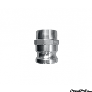 Quick Connect Coupling 50mm Male x 50mm Male BSP Type F 228-LF50M