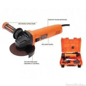 Ramset Corded 1400W Angle Grinder 125mm RGP125AV 240V 11000rpm