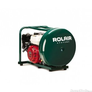 Rol-Air GD4000PV5H 4 Hp Gas Hand Carry Compressor GD4000PV5H