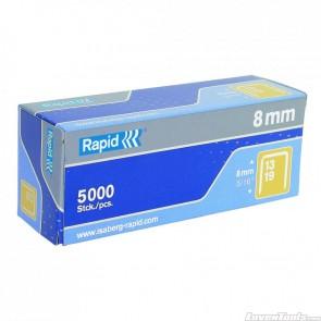 Rapid Staples 13/8 5000pcs RS1385