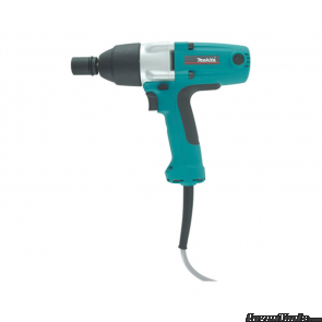 "Makita Corded 380W Impact Wrench 1/2"" Drive 200NM TW0200"