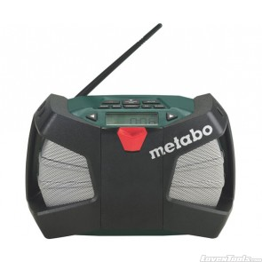 Metabo Corded Radio With Charger RC12