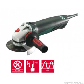 Metabo Corded 1450W Angle Grinder 125MM WE14-125 Plus