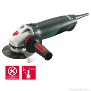Metabo Corded 1450W Angle Grinder 125MM WE14-125 Quick