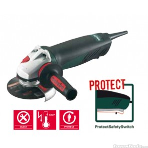 Metabo Corded 125mm Angle Grinder WEP14-125Q Protect