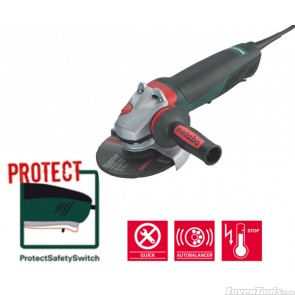 Metabo Corded 1450W Angle Grinder MT354-WEPA 14-125 Quick Protect