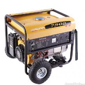 Wahoo WH7500E Petrol Generator WH130