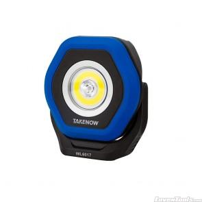 TAKENOW Twinbeam Pocket Worklight 1400Lumens WL6017