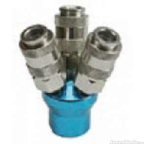 Puma AQC-3A 3 Way Quick Coupler PE1022