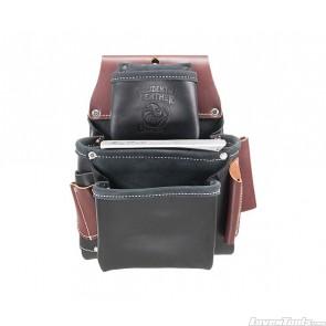 3 Pouch Pro Fastener™ Bag - Black B5060