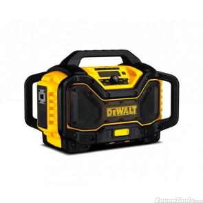 DeWalt DCR027 18V-54V XR Li-ion Cordless Bluetooth DAB Radio Charger DCR027-XE