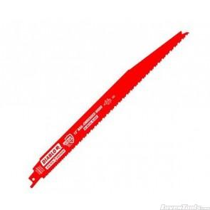 "DIABLO 12"" Demo Demon Bi-Metal Recip Blade for Nail-Embedded Wood (5 p DS1212BW5"