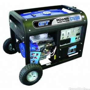 GT Power 6500W Electric Start Generator / GT6500