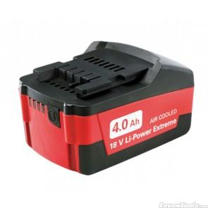 Metabo Battery 18V 4.0Ah LTX18-4.0