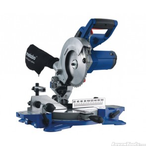 Metabo Corded 1350W Laser Compound Mitre Saw KS216 Laser Cut