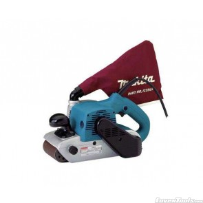 Makita 11 Amp 4-Inch-by-24-Inch Belt Sander with Cloth Dust Bag 9403