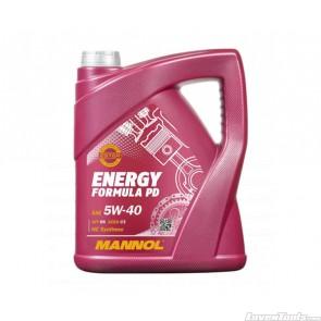 MANNOL 5L 7913 MANNOL 5L Energy Formula 5W-40 JAP EUR DPF