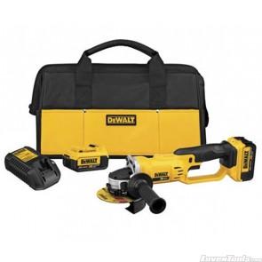 DeWALT DCG412 Angle Grinder 20V Cordless DCG412M2 Kit