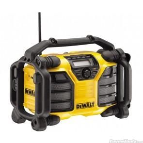 DeWALT XR FM/AM Jobsite Radio DIS DCR016XE