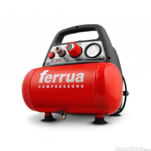FERRUA Vento 6L 1.5HP Air Compressor C6BB304SYD502