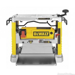 DeWALT Corded 1800W Thicknesser 317mm 3mm 2 Blade DW734XE