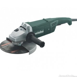 Metabo Corded 2000W 230mm Large Angle Grinder W2000