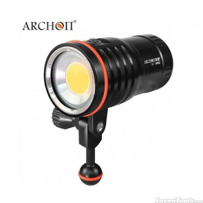 Archon COB Diving Video Light Max 12000 lumens WM66/DM60
