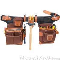 Adjust-to-Fit™ Fat Lip™ Tool Bag Set - Cafe 9855