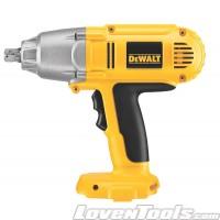 DeWALT DW059 Impact Wrench 18V Cordless DW059