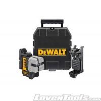 DeWALT 3 Line Laser Level DW089