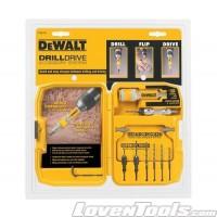 DeWALT 12pc Drill Flip Drive New Blister DW2735P