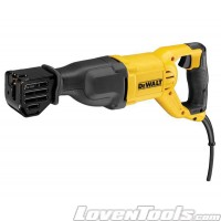 DeWALT DWE305PK-XE Corded 1100W Reciprocating Saw DWE305PKXE