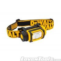 DeWALT Cordless 4.5V Jobsite LED Headlamp DIS DWHT70440