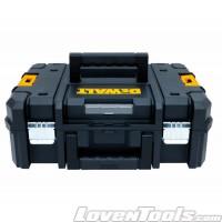 DeWALT Tstak Case Flat Top DWST17807